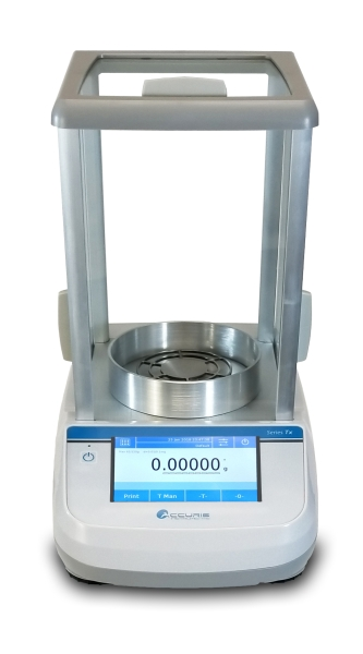 Balance, Analytical Tx Series™ w/ internal calibration & touch screen, 120g 1/EA
