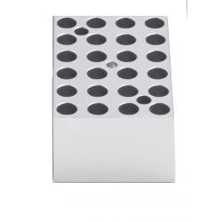 Dry Bath: Block, 24 x 0.5ml for myBlock™ Mini, 1/EA