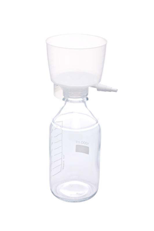 SOLVFil™ Bottle Top Filter and Degasser for HPLC Solvents