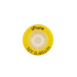 Nylon Syringe Filters, 0.45um, 13mm iPure™ 1,000/CS