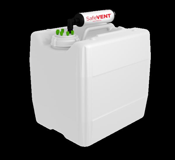 13.5 Liter UN/DOT  SafeWASTE™ System
