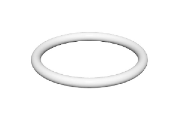 O-Ring, for 83mm Swivel Cap for SafeWASTE disposal system. 5/PK