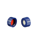 Vial Kit: 1.2ml Clear Screw Top, RSA-Pro MRQ Vials & Soft-Guard Screw Caps w/pre-slit Septa, 100/PK