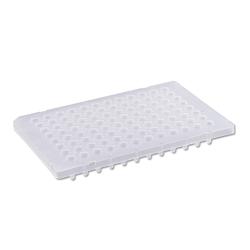 qPCR Plates, 96 x 0.1mL, Semi Skirted. 50/PK