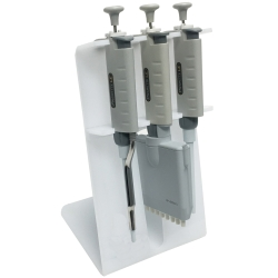 Pipette Stand, SureStand™, for 3 pipettes / 1 Multi-Channel Window, 1/EA