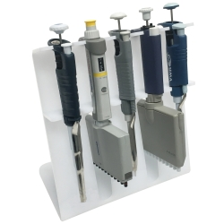 Pipette Stand, SureStand™, for 5 pipettes / 2 Multi-Channel Windows,  1/EA