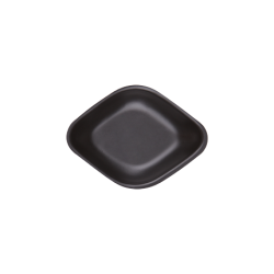 Weigh Boat, Diamond Shape, Black, 30ml, 65x85mm, 500/CS