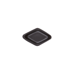 Weigh Boat, Diamond Shape, Black, 5ml, 35x55mm, 500/CS