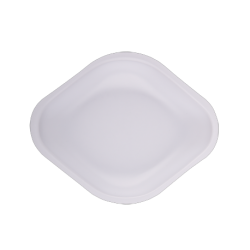 Weigh Boat, Diamond Shape, White, 100ml, 100x125mm, 250/PK