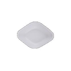 Weigh Boat, Diamond Shape, White, 30ml, 65x85mm, 500/CS