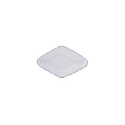 Weigh Boat, Diamond Shape, White, 5ml, 35x55mm, 500/CS