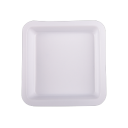 Weigh Boat, Square Shaped, White, 250ml, 140x140mm, 500/CS