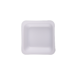 Weigh Boat, Square Shape, White, 100ml, 80x80mm, 500/CS