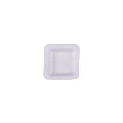 Weigh Boat, Square Shaped, White, 20ml, 45x45mm, 500/CS
