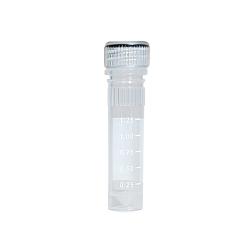 SureSeal™ ScrewCap Tubes, 2.0mL, Clear 1,000/CS